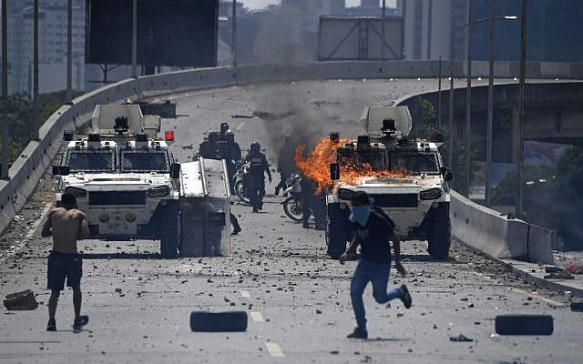 ifmat - Iran happy Venezuelans defeated coup and backs Maduro