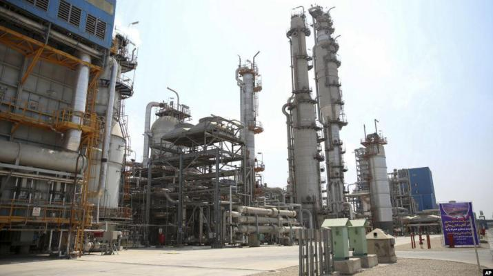 ifmat - Iran planning to double petrochemicals production to boost exports