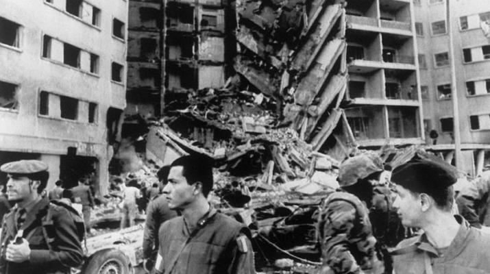 ifmat - Iranian Regime sponsors terrorist attacks around the world for 40 years