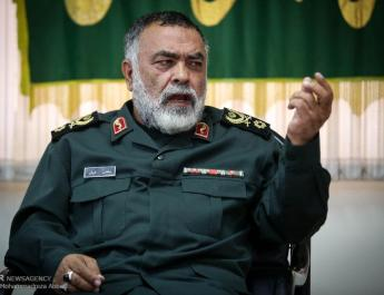 ifmat - Iranian commander says Iran can sink US ships using two top secret weapons