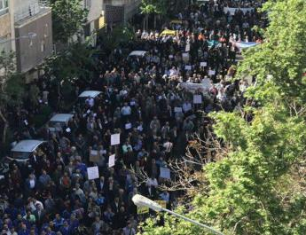ifmat - Iranian protests are more dangerous than foreign threats
