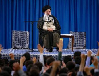 ifmat - Khamenei dismisses idea of renegotiating Iran nuclear deal with US