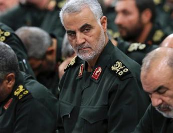 ifmat - Most feared and powerful Iranian military commander