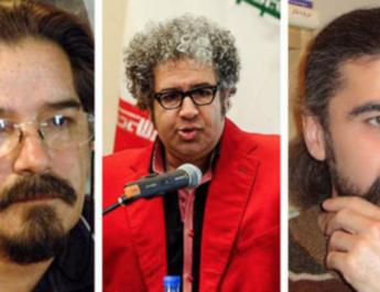 ifmat - Outcry against heavy sentences for three prominent Iran writers