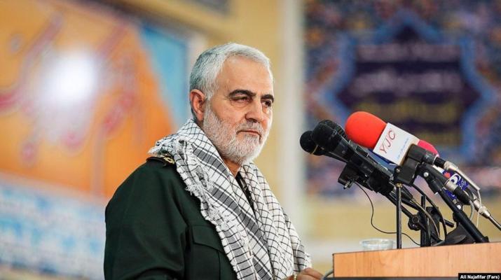 ifmat - Qassem Soleimani told Iraqi militias to prepare for war