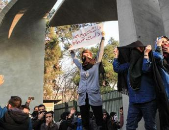 ifmat - Tensions growing between female activists and sexist Iranian institutions