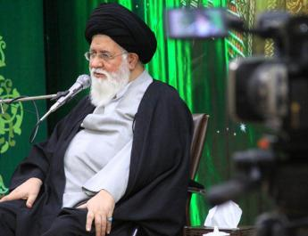 ifmat - Ultraconservative Ayatollah says broadcaster should use men instead of women hosts
