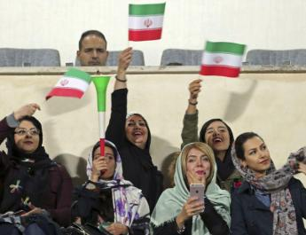 ifmat - FIFA ramps up pressure on Iran to grant women access to matches