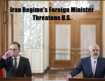 ifmat - Foreign Minister of Iran threatens US