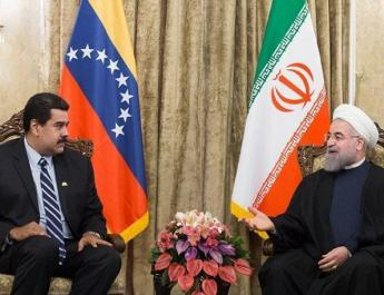 ifmat - Iran Regime and Hezbollah are turning Venezuela into next Syria
