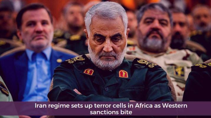 ifmat - Iran Regime expanding in Africa as western sanctions bite