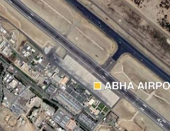 ifmat - Iran-backed Houthi rebels target Saudi civilian airport