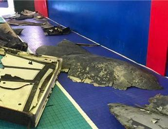 ifmat - Iran regime provokes and showcases downed US drone to public