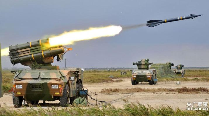 ifmat - Iran unveils new air defense system