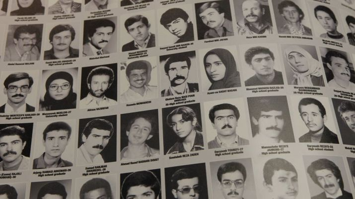 ifmat - Iranian Regime tortures families of victims of the 1988 massacre