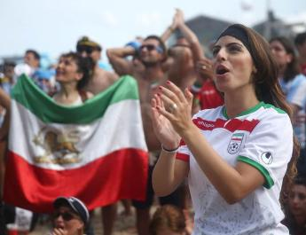 ifmat - Iranian authorities are persecuting women for trying to watch football match