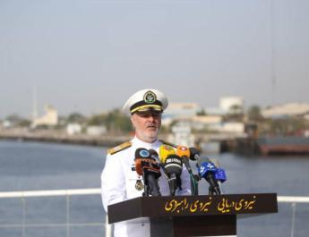 ifmat - Iranian navy commander threatens to shoot down more US aircraft