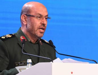 ifmat - Iranian official threatens to Erase Israel from the map and put American in garbage bin