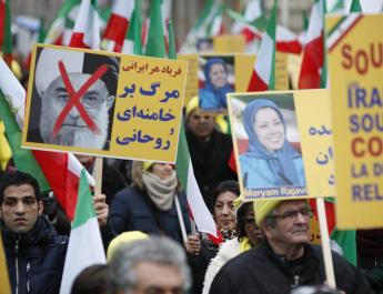 ifmat - Isolation on Iran Regime continues