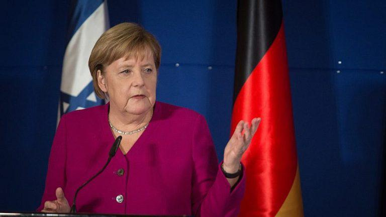 Merkel says Iran must uphold the nuclear deal or there will be consequences
