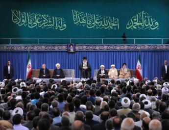 ifmat - Supreme Leader of Iran wants all muslims from the region to attack Israel