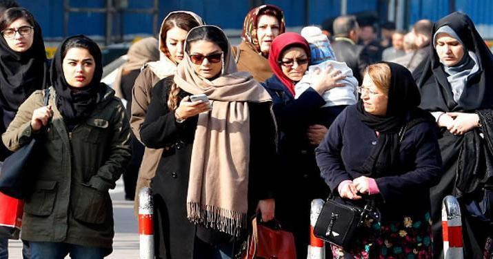 ifmat - Top Iranian judicial official says improper hijab is regime red line