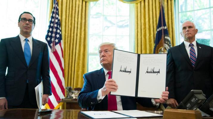 ifmat - US new sanctions on Iranian Regime Supreme Leader Khamenei