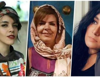 ifmat - Amnesty sends letter to top Iran judge for detained anti-hijab activist