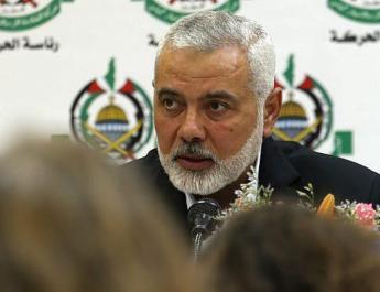 ifmat - Delegation of Hamas Tehran