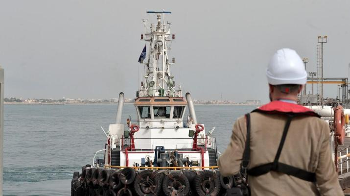 ifmat - Egypt detains Iran oil tanker and arrests 6 for espionage