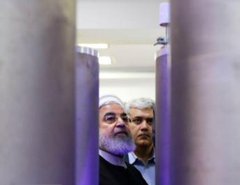 ifmat - European powers call on Iran to reverse nuclear steps