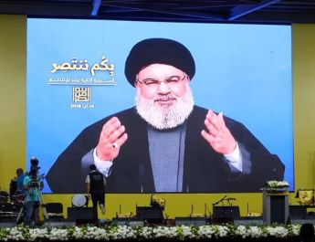 ifmat - Hezbollah warns that Iran is able to bombard Israel if war starts