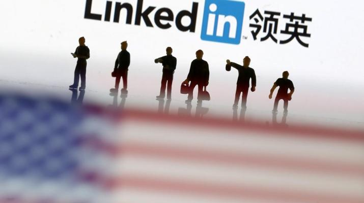ifmat - Iran Regime use Linkedin ro recruit spies