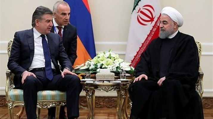 ifmat - Iran and Armenia to exchange trade with local currencies