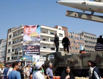 ifmat - Iran test fires Shahab 3 ballistic missile