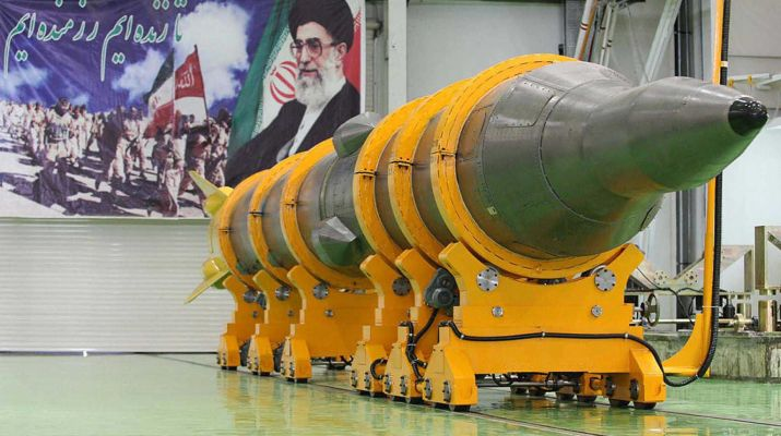 ifmat - Iran threatens US with missiles that will destroy American bases and aircraft carriers