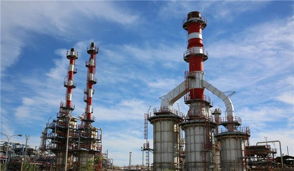 ifmat - Iran to increase the annual pet pchem output by 50 percent