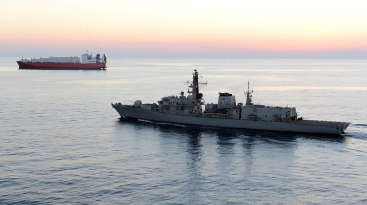 ifmat - Iranian Regime say that it could have defeated Royal Navy if it wanted to
