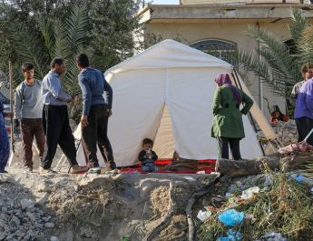 ifmat - Iranian people resort to living in tents out of poverty