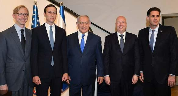 ifmat - Israeli Palestinian peace would be worst nightmare for Iran says Greenblatt and Hook