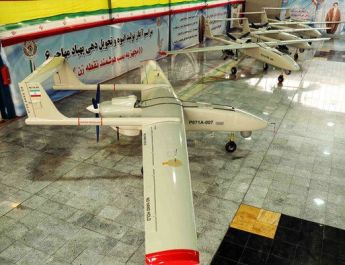 ifmat - Mohajer 6 combat drones join the Iranian Army