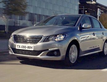 ifmat - Peugeot 301 production kicks off in Iran