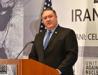 ifmat - Pompeo US sanctions against the Iranian Regime are working