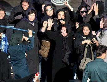 ifmat - Report - Women rights in Iran