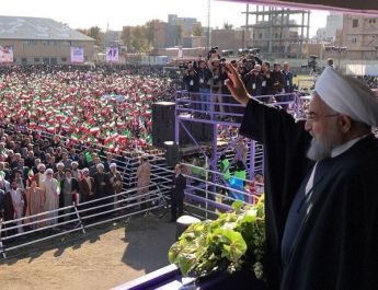 ifmat - Rouhani inaugurates development projects worth over 1b dollars