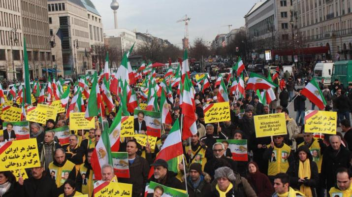ifmat - Supporters of a free Iran to march in Berlin on Saturday