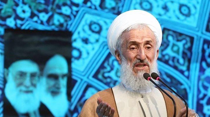 ifmat - Tehran Imam Kazem Seddiqi tells Britain to be ready for a hard slap