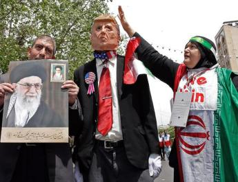 ifmat - Trump sanctions are working and will prevent Iranian expansion