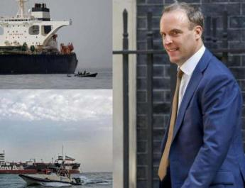ifmat - UK will not exchange seized oil tankers with Iran