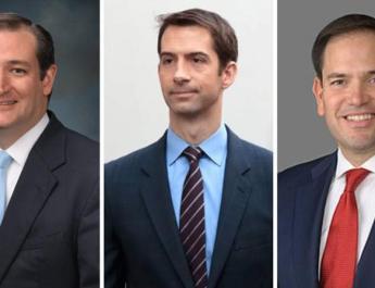 ifmat - US senators urge US to increase pressure on Iranian regime